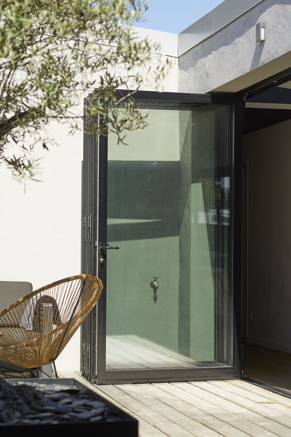CP 68 Sliding Systems and CF 77 Sliding Systems - House Private House Le Pouliguen located in France